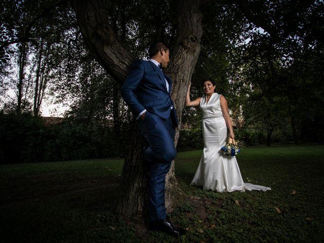El matrimonio de Juan y Nicole en Graneros, Cachapoal 15