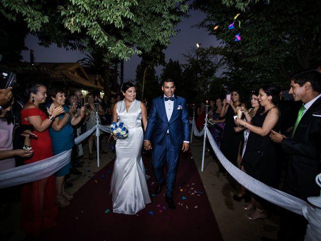 El matrimonio de Juan y Nicole en Graneros, Cachapoal 24