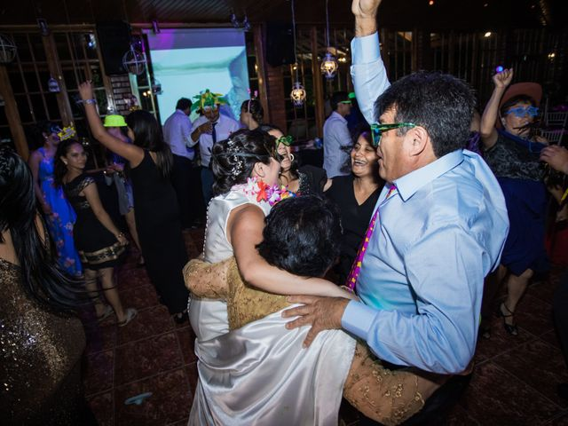 El matrimonio de Juan y Nicole en Graneros, Cachapoal 36