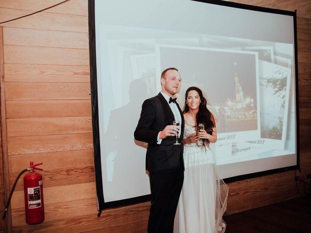 El matrimonio de Marcela y Philipp