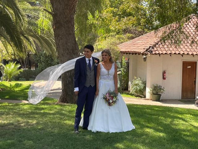 El matrimonio de Paula y Giuseppe