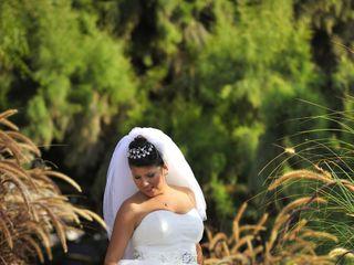 El matrimonio de Mélissa y Ismaël 2