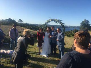 El matrimonio de Rocío  y Francisco
