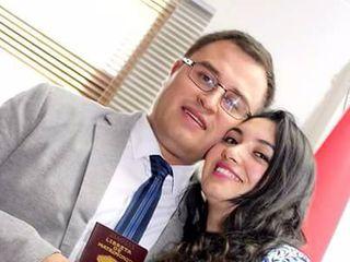El matrimonio de Kesia y Cristian 2