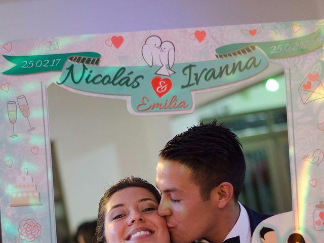 El matrimonio de Ivanna y Nicolas