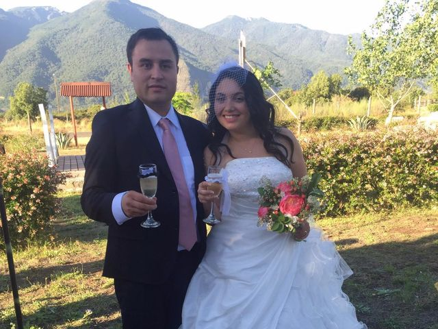 El matrimonio de Kesia y Cristian