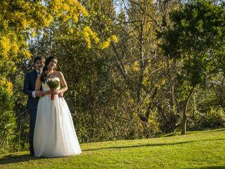 El matrimonio de Betsabet y Sebastián