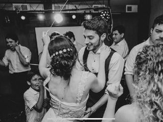 El matrimonio de Karina  y Sebastián 1