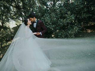 El matrimonio de Karina  y Sebastián 2