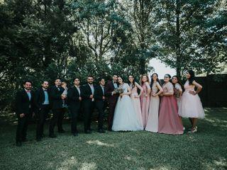 El matrimonio de Karina  y Sebastián 3