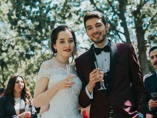 El matrimonio de Karina  y Sebastián