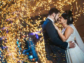 El matrimonio de Camila y Rodrigo