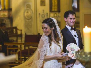 El matrimonio de Evelyn  y Patricio  2