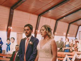 El matrimonio de Rodrigo y Constanza 1