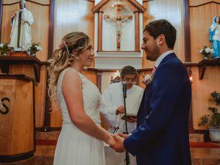 El matrimonio de Rodrigo y Constanza 3