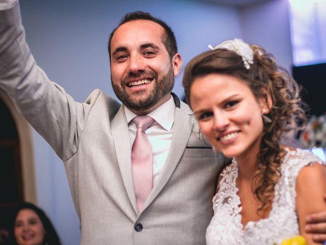 El matrimonio de Lívia y Kamal