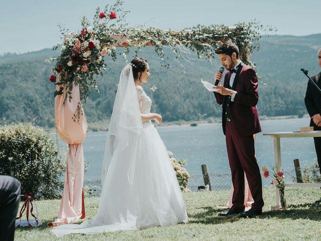 El matrimonio de Sebastián y Karina  en Chiguayante, Concepción 5