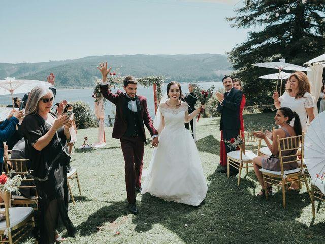 El matrimonio de Sebastián y Karina  en Chiguayante, Concepción 6
