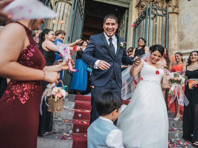 El matrimonio de Rodrigo y Camila en Santiago, Santiago 17