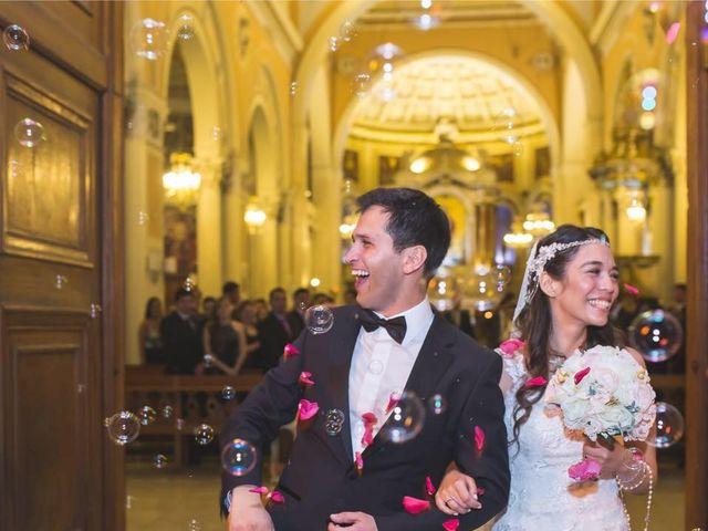 El matrimonio de Patricio  y Evelyn  en Santiago, Santiago 2