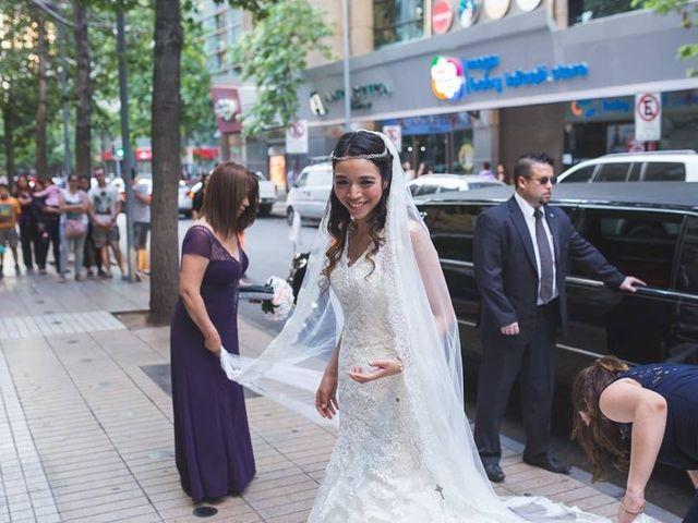 El matrimonio de Patricio  y Evelyn  en Santiago, Santiago 10