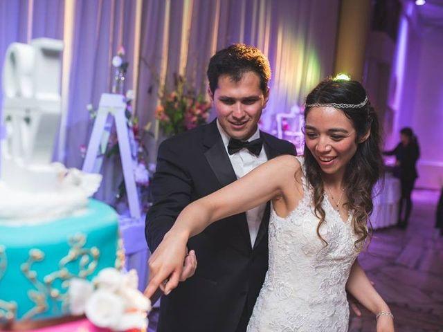 El matrimonio de Patricio  y Evelyn  en Santiago, Santiago 14