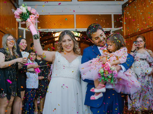 El matrimonio de Rodrigo y Constanza