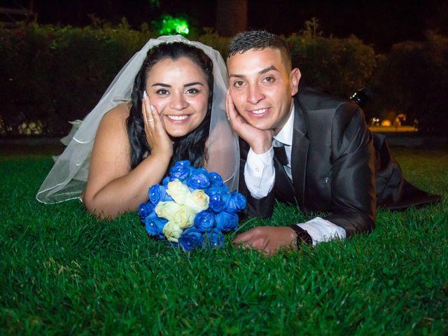 El matrimonio de Maria Jose y Marco