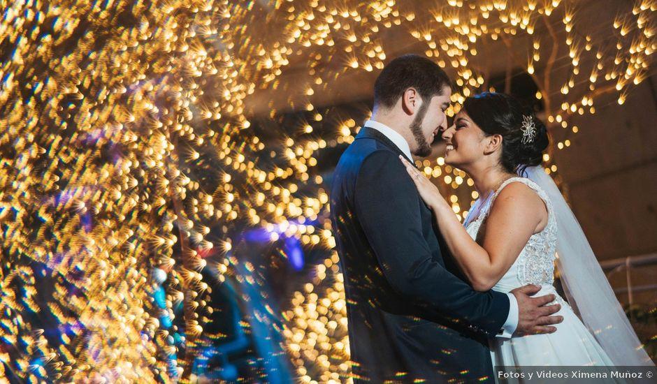 El matrimonio de Rodrigo y Camila en Santiago, Santiago