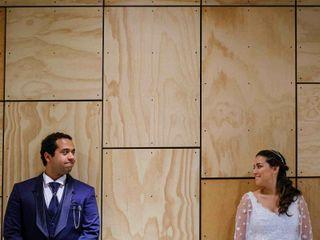 El matrimonio de Maria José y Sebastián