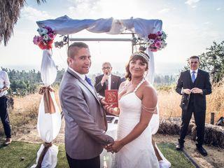El matrimonio de Miriam y Alejandro