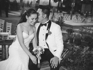 El matrimonio de Karina y Claudio