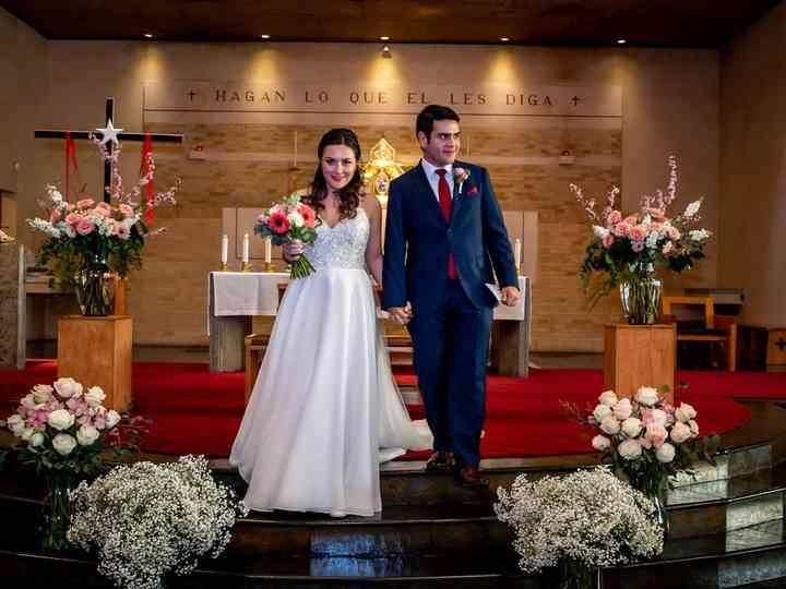 El matrimonio de Magdalena y Pablo