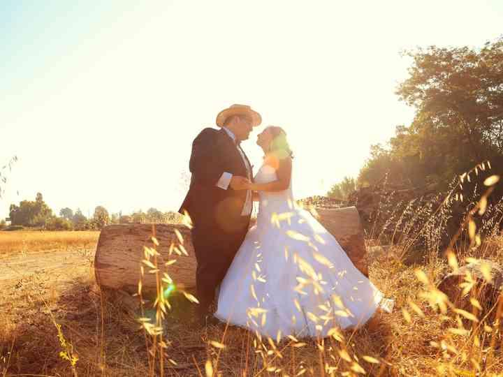 El matrimonio de Pamela y Felipe