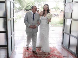 El matrimonio de Nicole y Michael  1