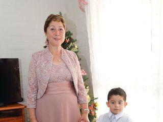 El matrimonio de Nicole y Agustin 1