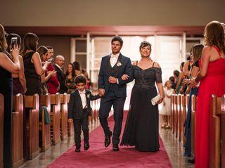 El matrimonio de Rodrigo y Paula 3