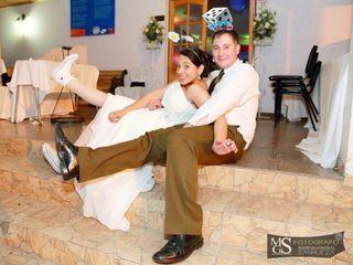 El matrimonio de Nicole y Agustin
