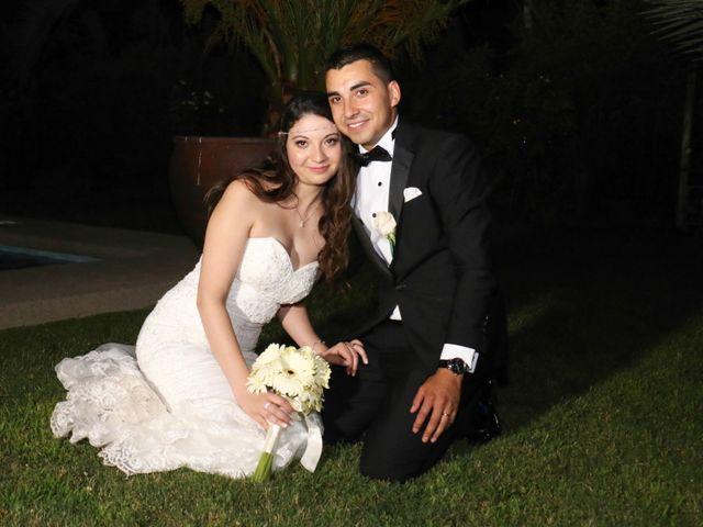 El matrimonio de Nicole y Michael