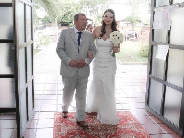 El matrimonio de Michael  y Nicole en Calera de Tango, Maipo 1
