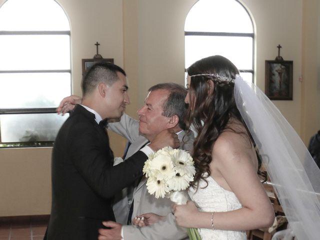 El matrimonio de Michael  y Nicole en Calera de Tango, Maipo 4