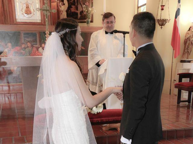 El matrimonio de Michael  y Nicole en Calera de Tango, Maipo 5