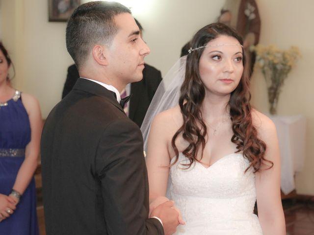 El matrimonio de Michael  y Nicole en Calera de Tango, Maipo 2