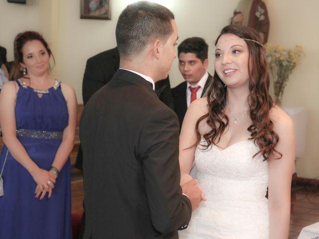 El matrimonio de Michael  y Nicole en Calera de Tango, Maipo 6