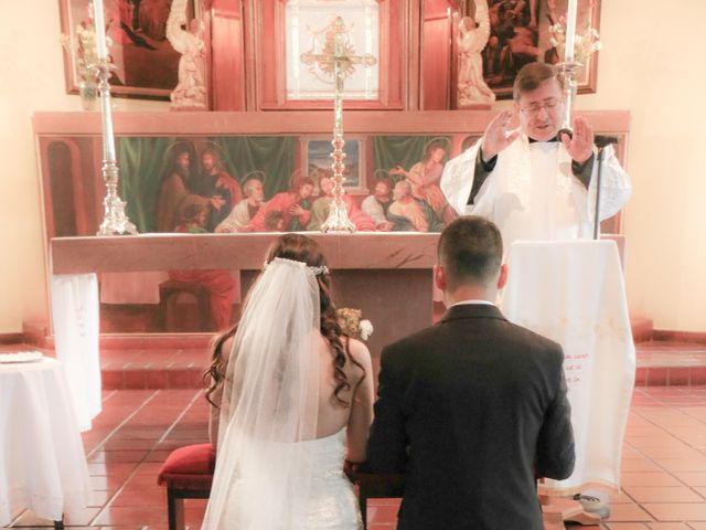 El matrimonio de Michael  y Nicole en Calera de Tango, Maipo 7