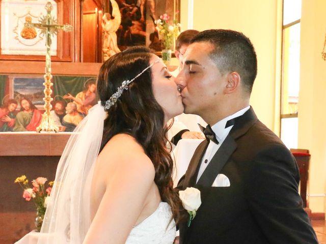 El matrimonio de Michael  y Nicole en Calera de Tango, Maipo 8