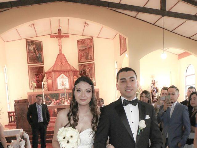 El matrimonio de Michael  y Nicole en Calera de Tango, Maipo 9