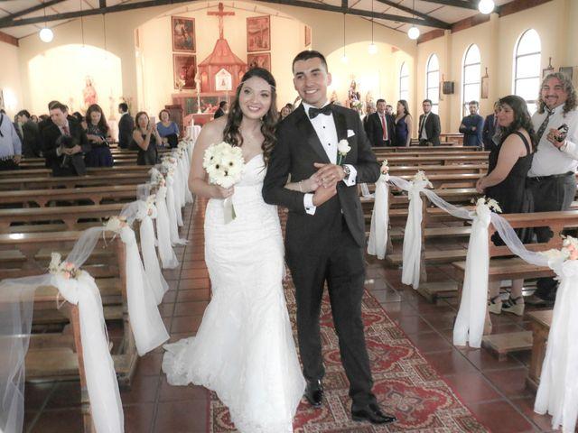 El matrimonio de Michael  y Nicole en Calera de Tango, Maipo 10