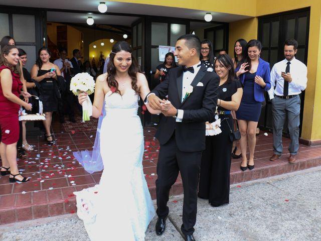 El matrimonio de Michael  y Nicole en Calera de Tango, Maipo 11