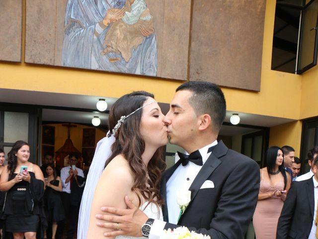 El matrimonio de Michael  y Nicole en Calera de Tango, Maipo 12